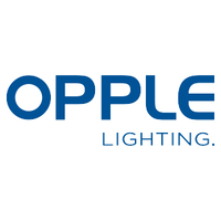 opple lighting logo