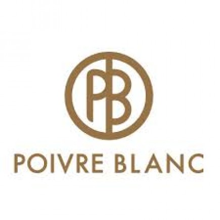 Poivre Blanc logo-bronze 2