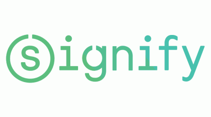 signify-holding-vector-logo